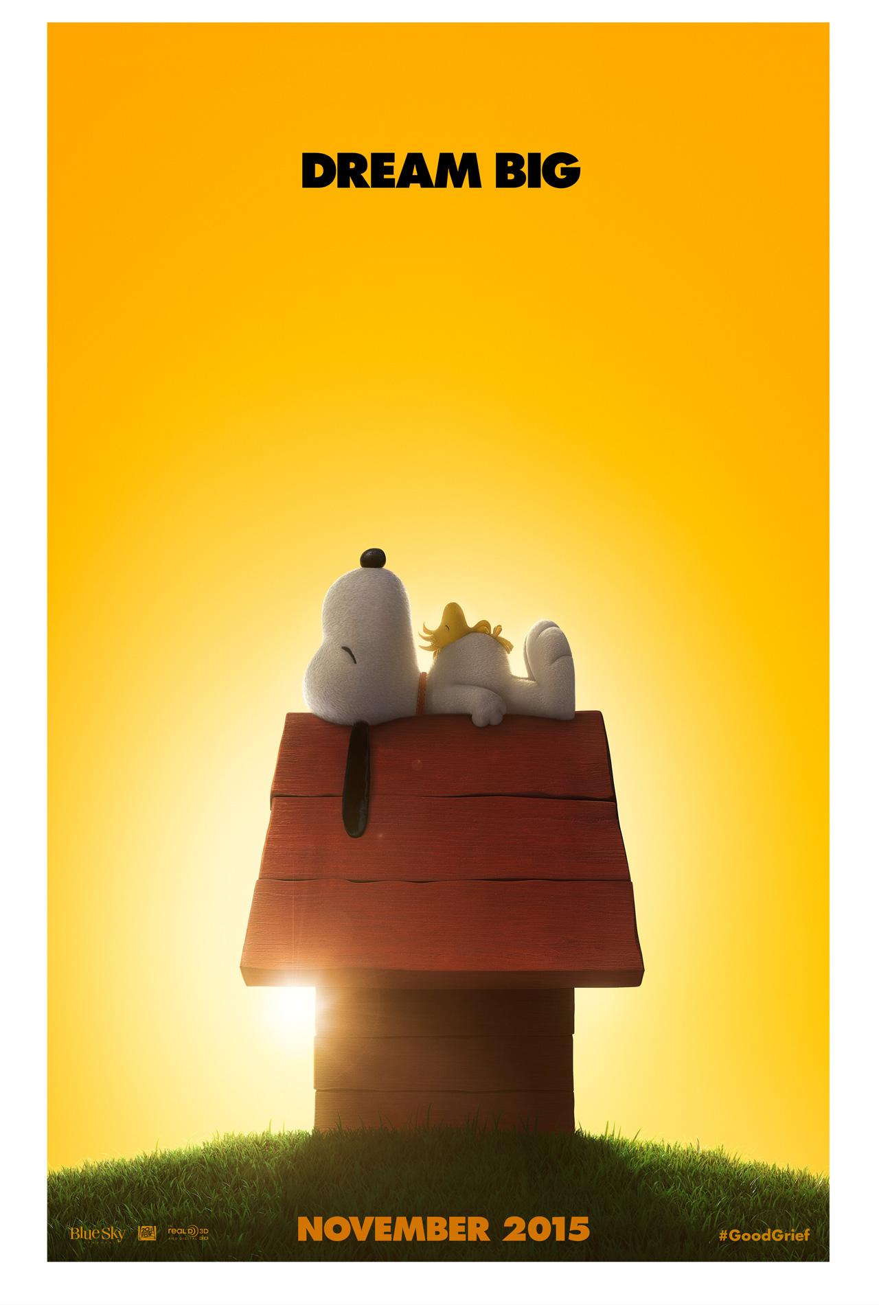 Teaser Trailer ItaliSnoopy & Friends – Il Film dei Peanuts: una nuova locandina originale