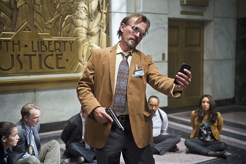 The Flash: l'attore Robert Knepper in Power Outage