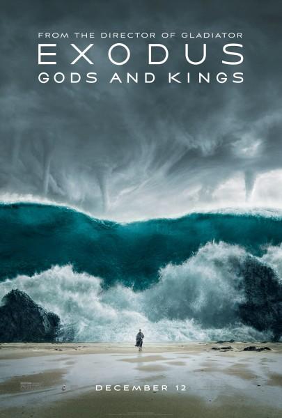 Exodus - Dei e Re: la nuova locandina internazionale