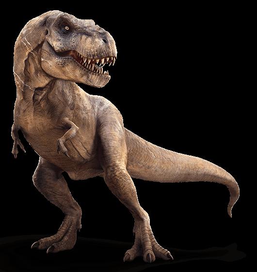 Il tirannosauro di Jurassic World