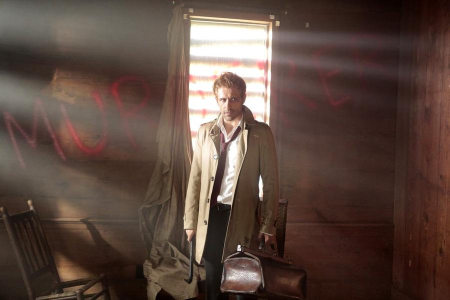 Constantine: Matt Ryan interpreta John Constantine in Rage of Caliban