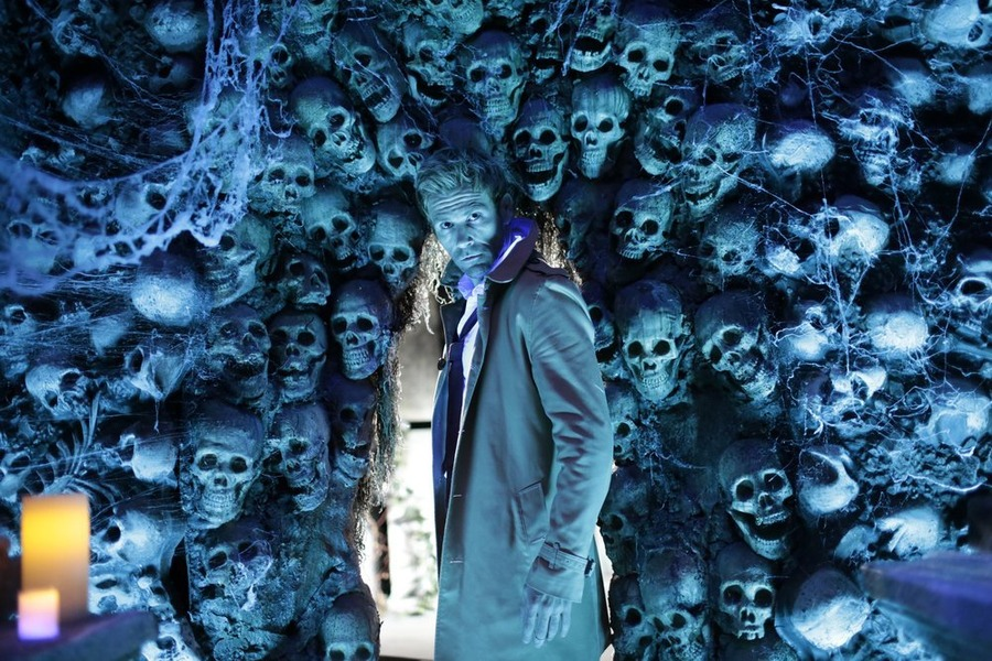 Constantine: l'attore Matt Ryan in Rage of Caliban