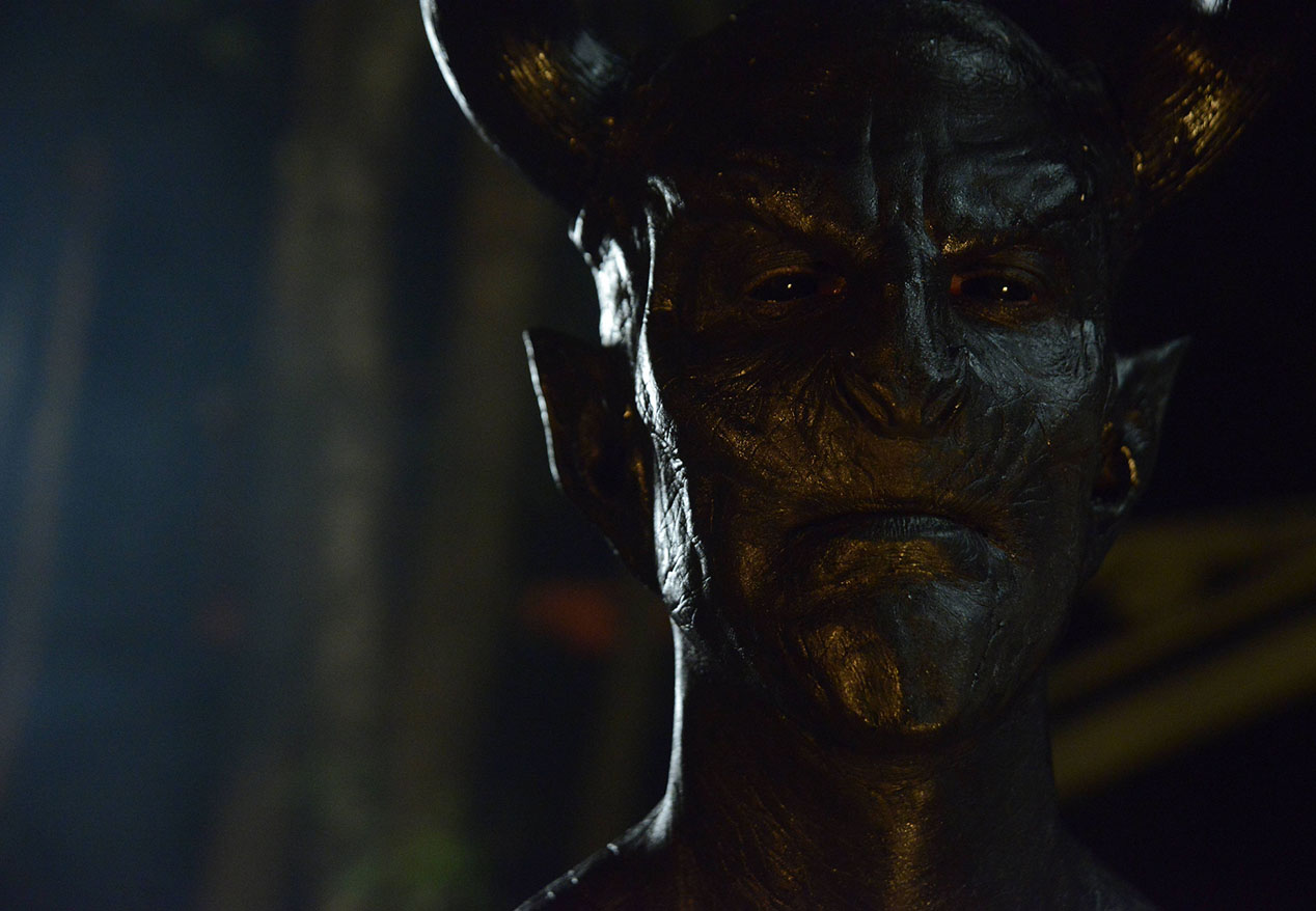 Sleepy Hollow: il demone Moloch nella puntata The Akeda