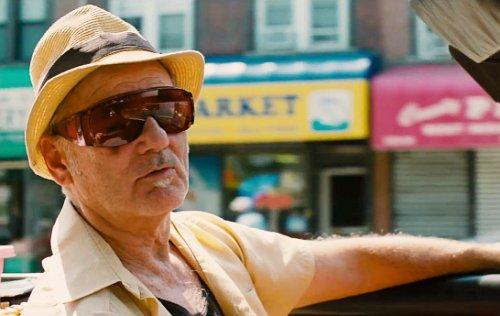 St. Vincent: Bill Murray in una scena del film
