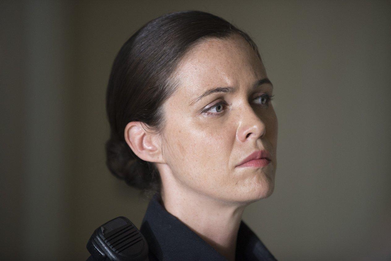 The Walking Dead: Christine Woods nell'episodio Coda