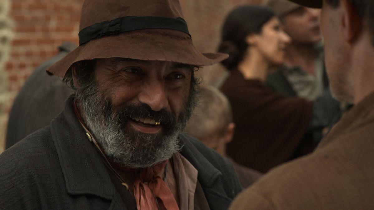 La storia di Cino: Marc Andréoni in una scena del film