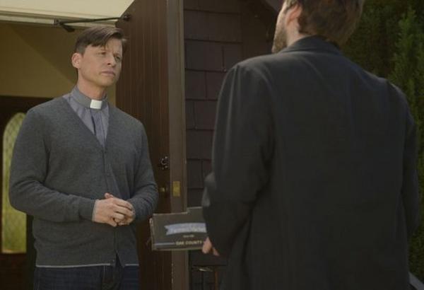Gracepoint: Kevin Rankin e David Tennant nel nono episodio