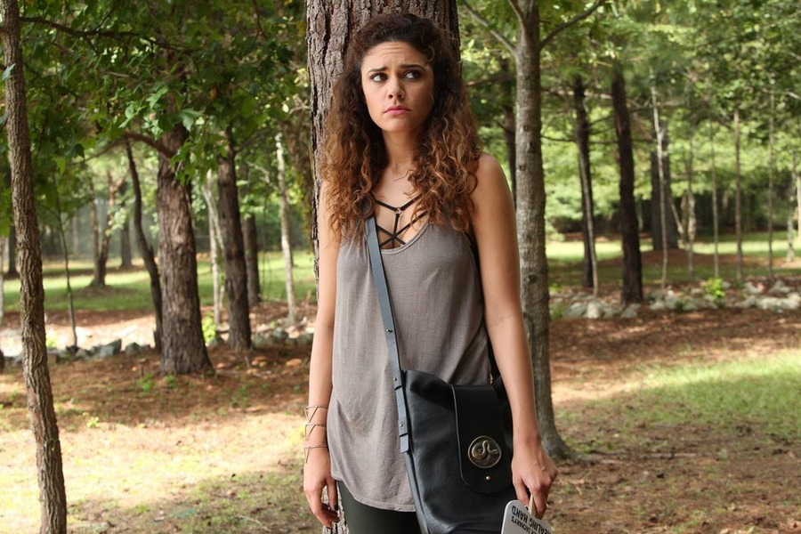 Constantine: Angélica Celaya è Zed in Blessed Are The Damned