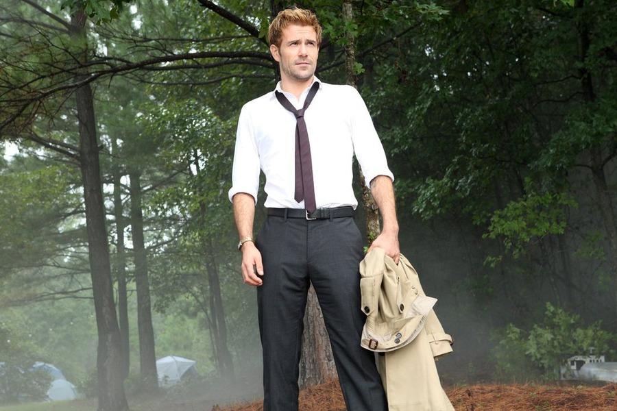 Constantine: l'attore Matt Ryan nella puntata intitolata Blessed Are The Damned