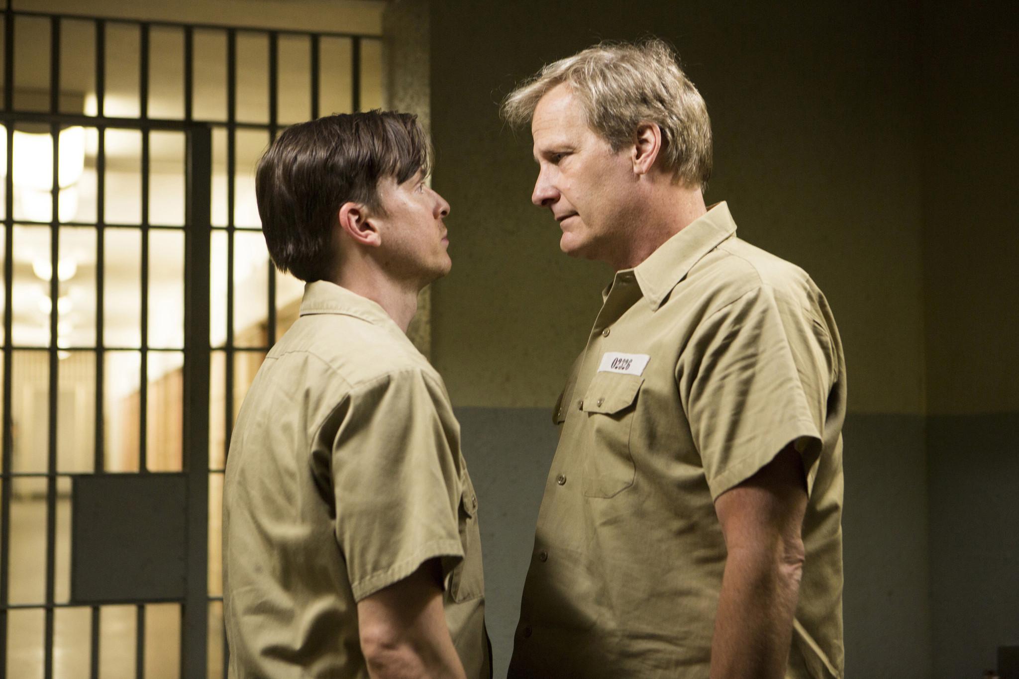 The Newsroom: Kevin Rankin e Jeff Daniels in Oh Shenandoah