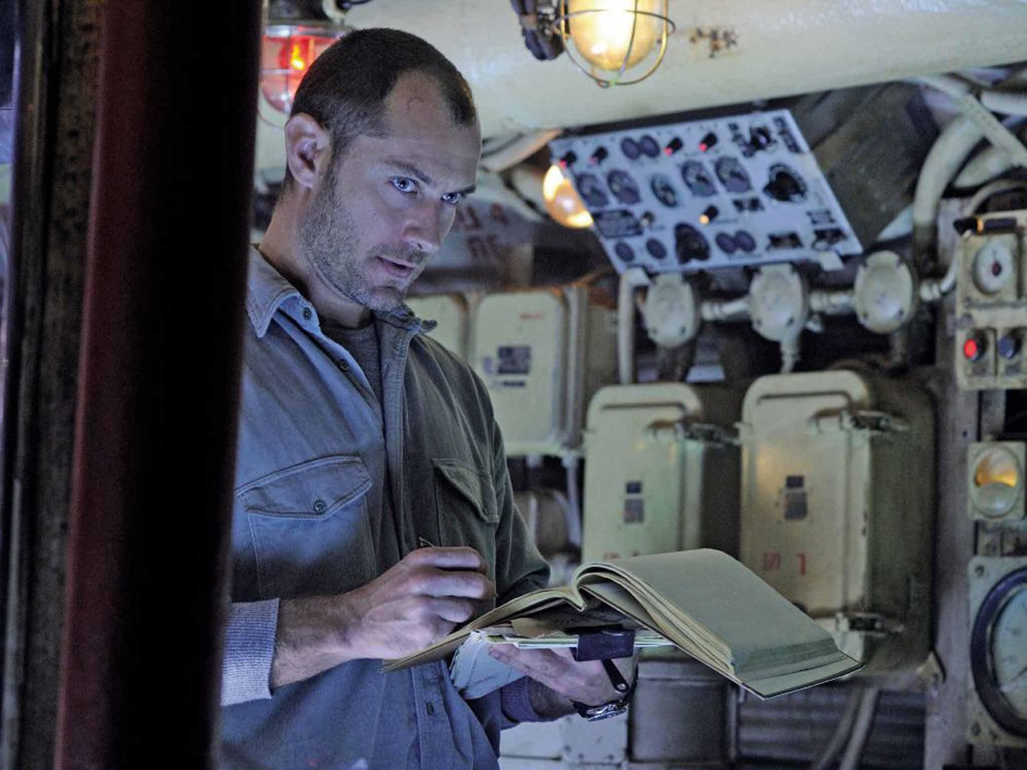 Black Sea: Jude Law nella prima immagine del film