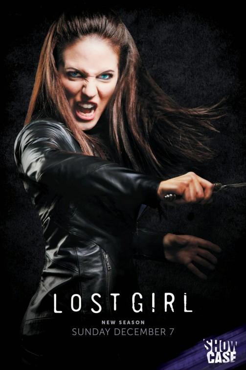 Lost Girl: Anna Silk in un manifesto per la quinta stagione