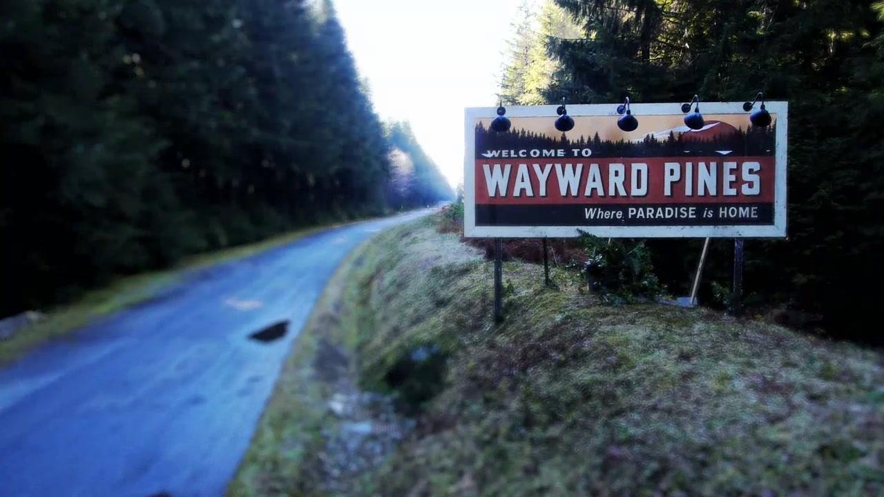 Wayward Pines: un'immagine promozionale per la serie