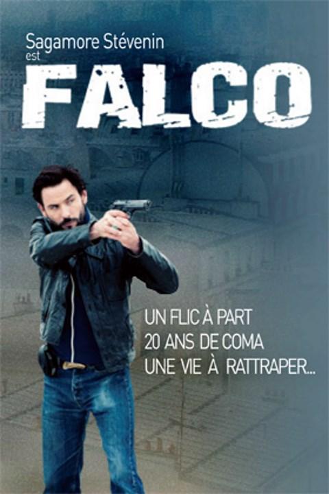 Falco: la locandina per la serie poliziesca