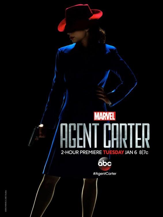 Agent Carter: un'immagine promozionale per la serie