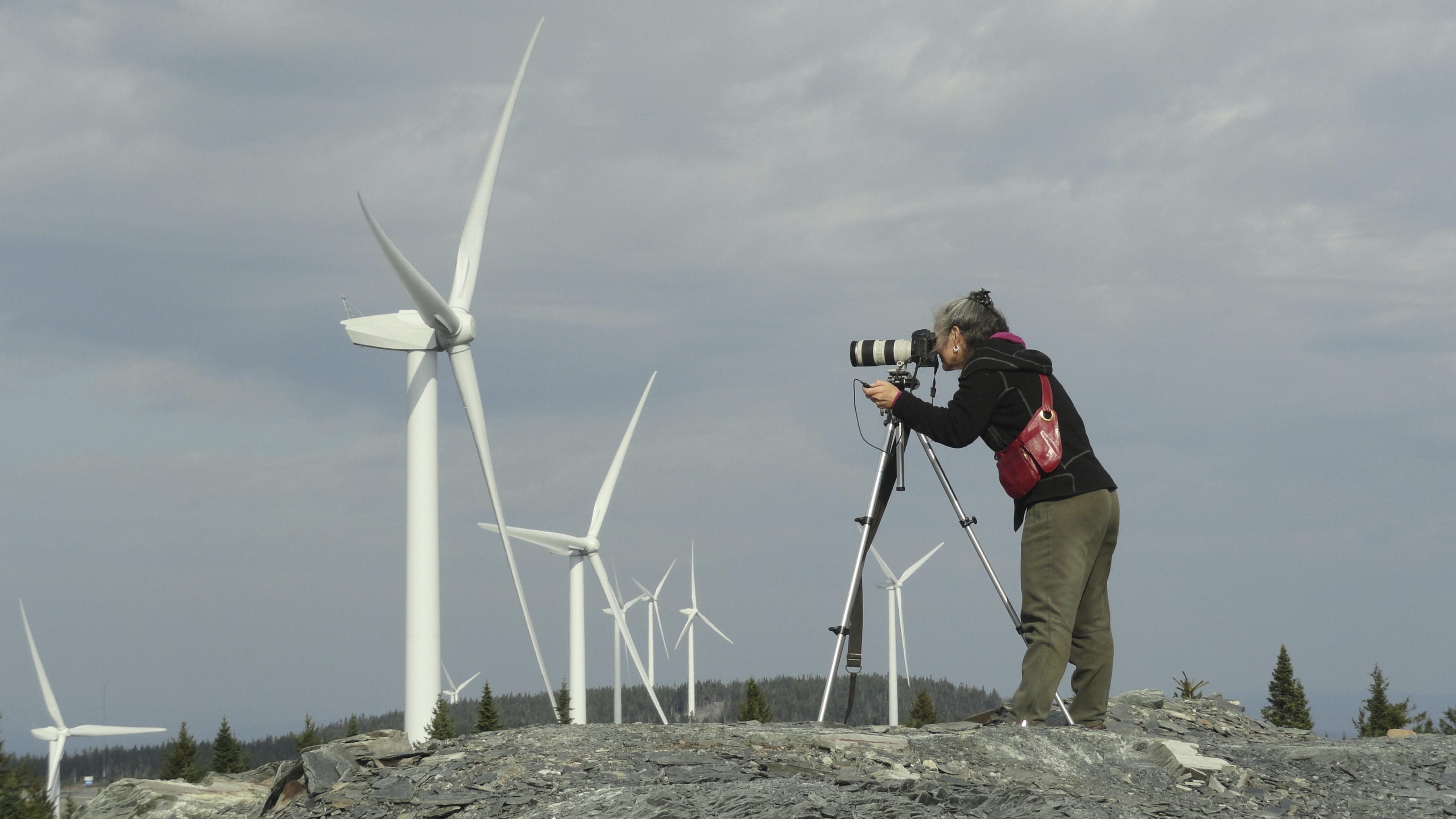 Living on the Edge: un'immagine del documentario