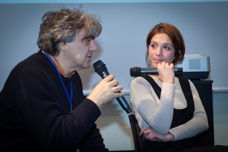 "Think Forward Film Festival: tavola rotonda ""Scienza e cinema"""