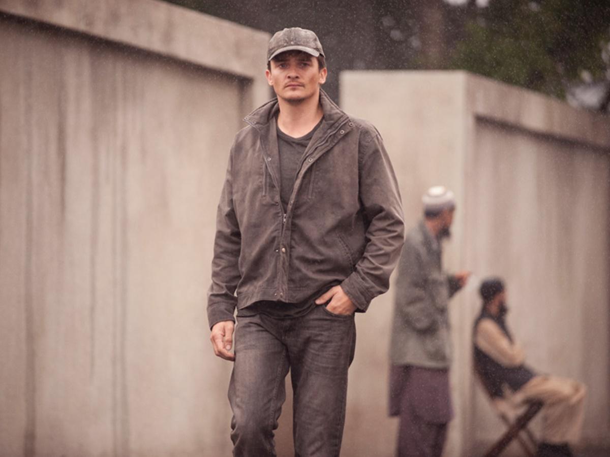Homeland: l'attore Rupert Friend nell'episodio Krieg Nicht Lieb