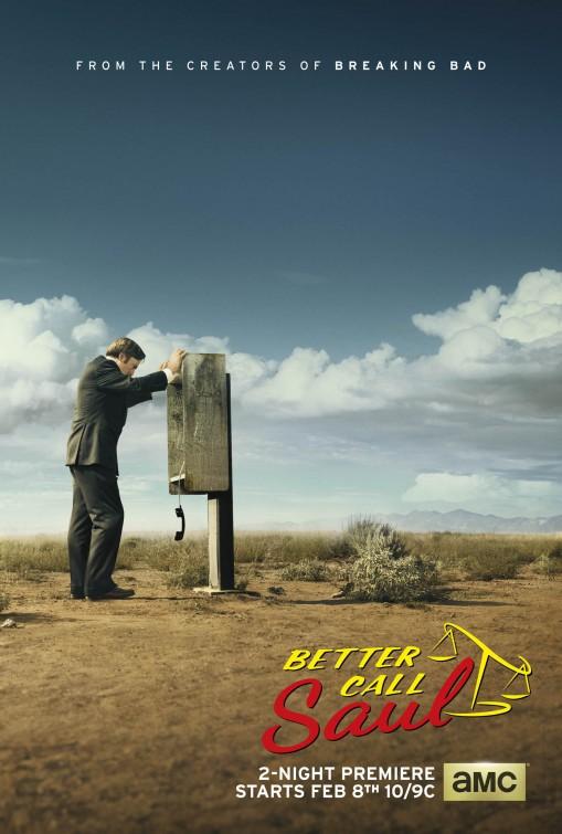 Better Call Saul: la locandina della serie