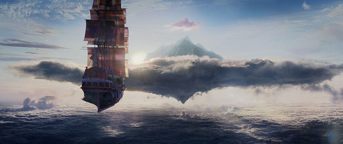 Pan: l'Isola che Non C'è in una scena del film
