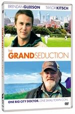 la cover del DVD di The Grand Seduction