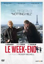 La cover del DVD di Le Week-End