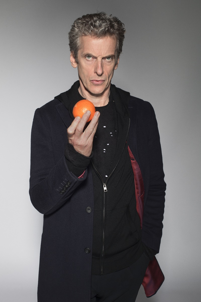 Doctor Who: Peter Capaldi in Last Christmas