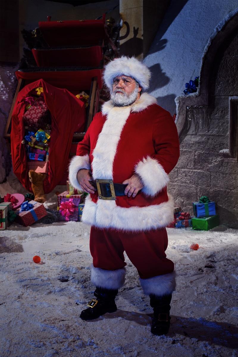 Doctor Who: Nick Frost intepreta Babbo Natale in Last Christmas
