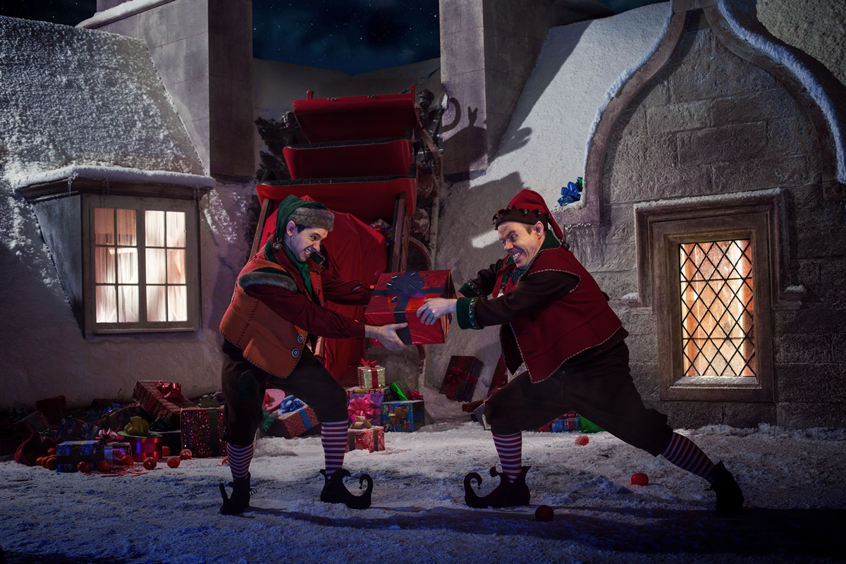 Doctor Who: Dan Starkey e Nathan McMullen in Last Christmas