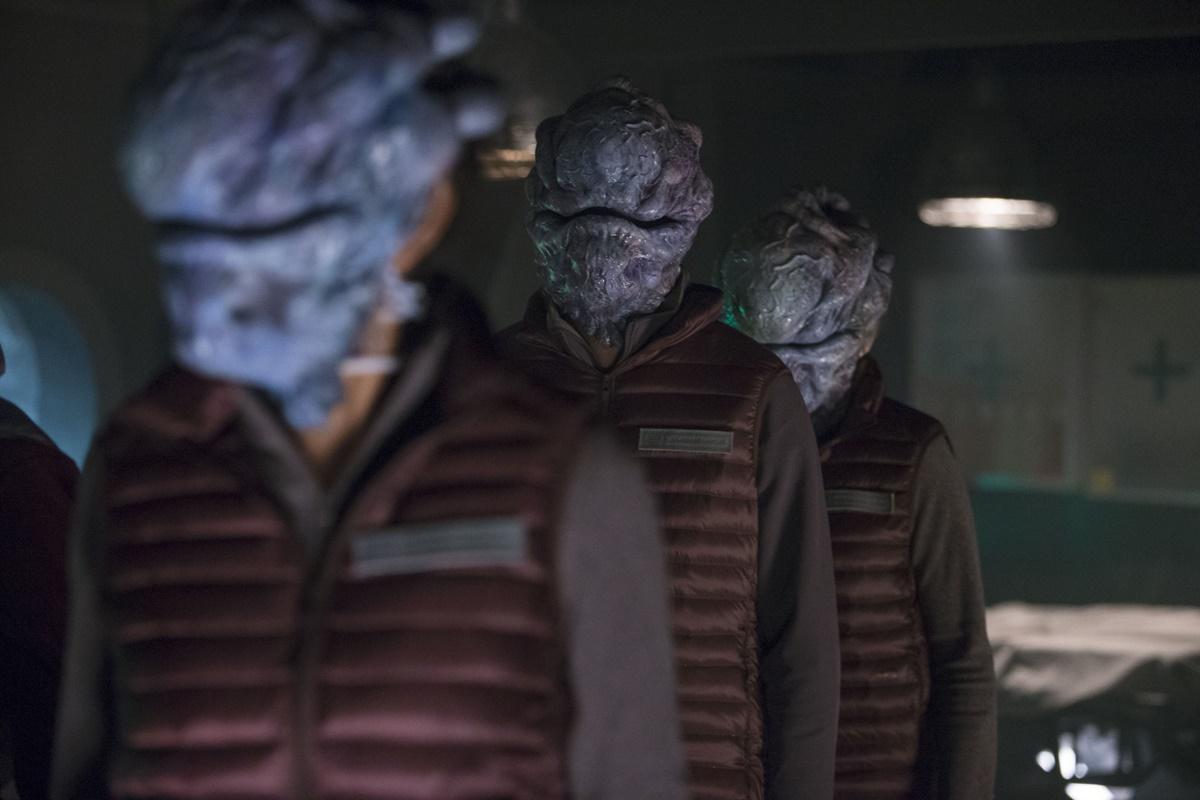 Doctor Who: una scena dell'episodio intitolato Last Christmas