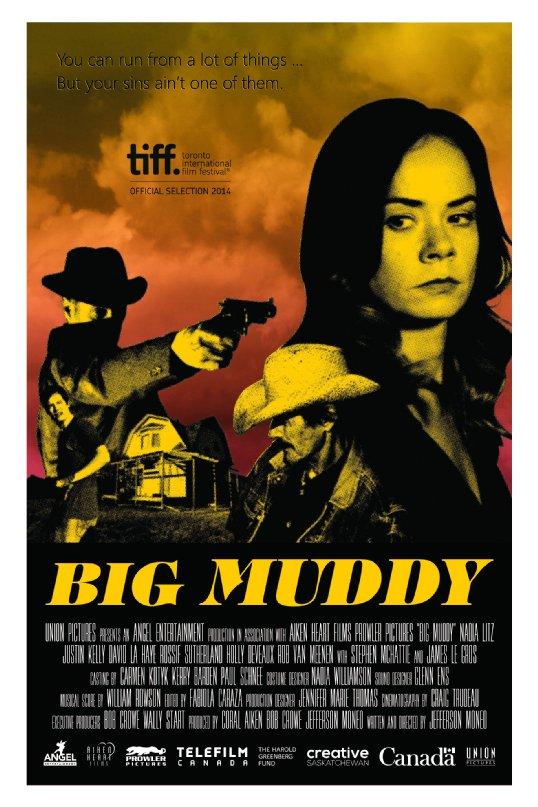 Locandina di Big Muddy