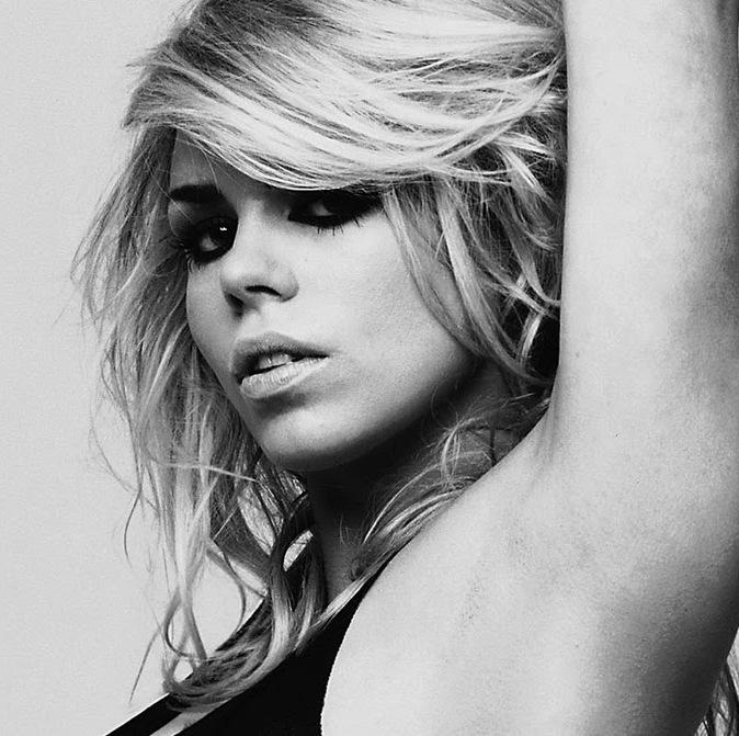 Un'immagine promozionale di Billie Piper