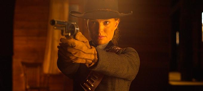 Jane Got A Gun: Natalie Portman impugna la pistola
