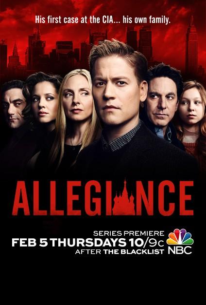 Allegiance: una locandina per la serie