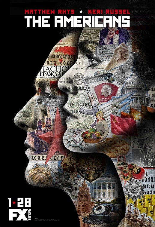 The Americans: un poster per la terza stagione