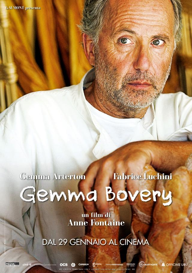 Gemma Bovery: il character poster italiano di Fabrice Luchini