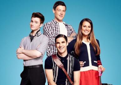 Glee: il cast in una foto