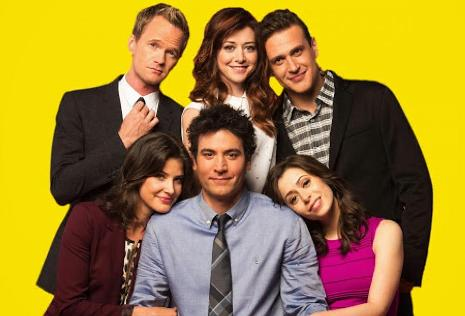 How I Met Your Mother: il cast in una foto