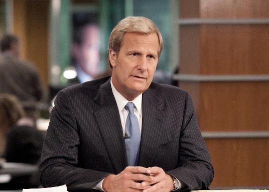The Newsroom: una scena della prima stagione