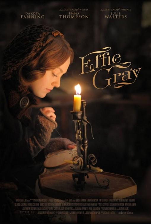 Locandina di Effie Gray