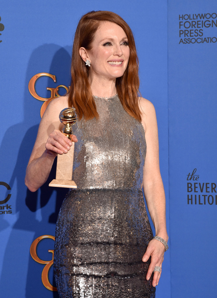 Golden Globes 2015 - Julianne Moore vince per Still Alice