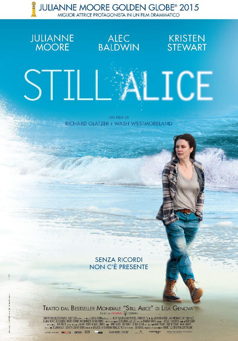 Locandina italiana di Still Alice