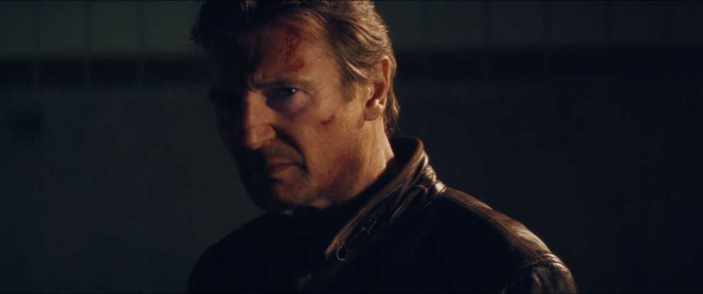 Run All Night: Liam Neeson protagonista del film action in un primo piano tratto dal film