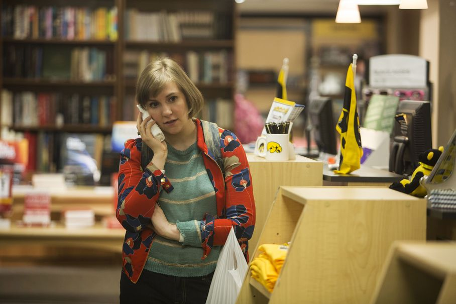 Girls: Lena Dunham nella puntata Iowa