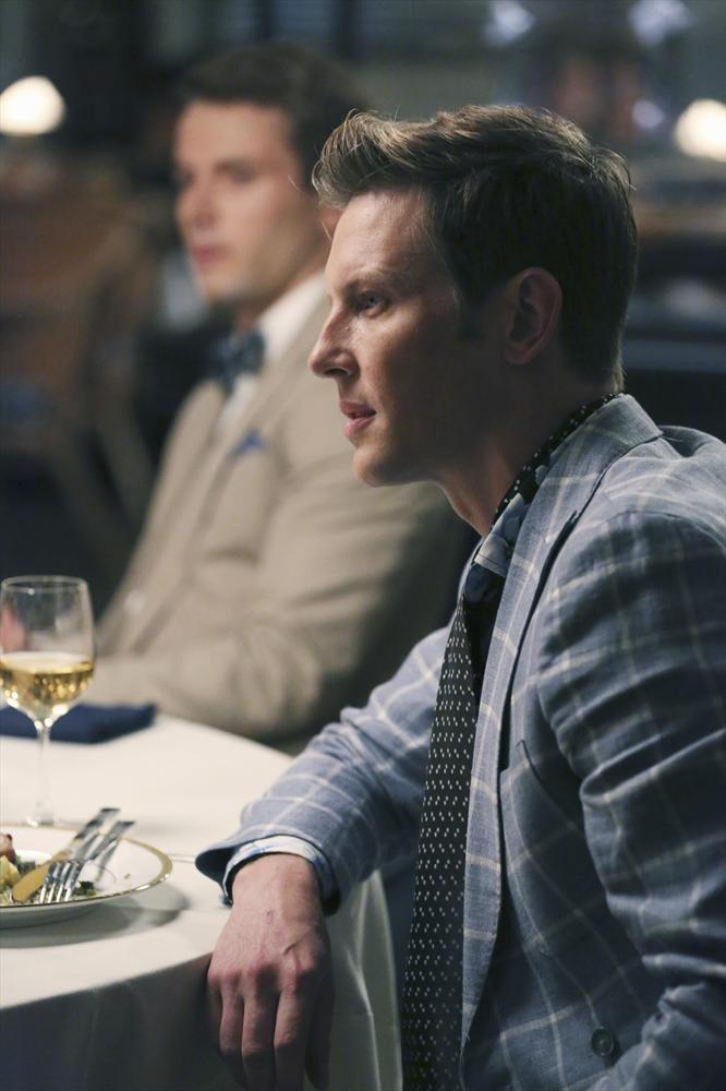 Revenge: l'attore Gabriel Mann interpreta Nolan in Madness