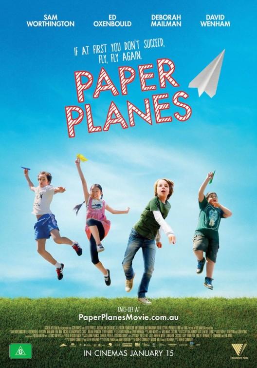 Paper Planes: la nuova locandina