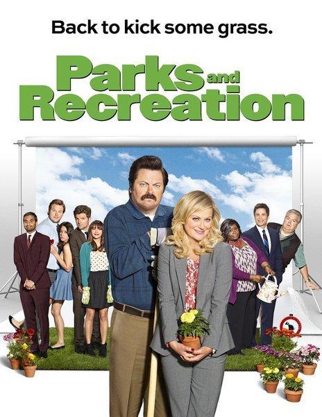 Parks and Recreation: una locandina per la serie comedy