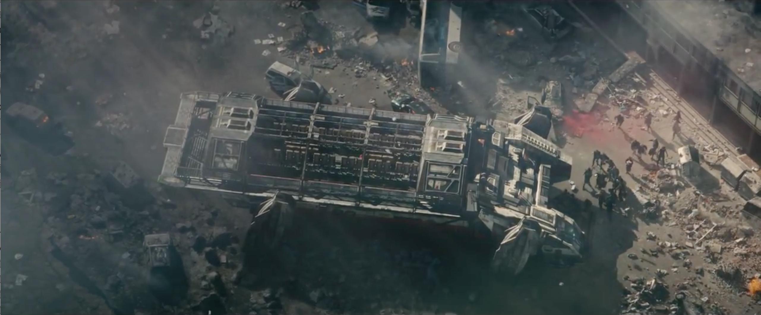 Avengers: Age of Ultron - distruzione di massa dal full trailer del film