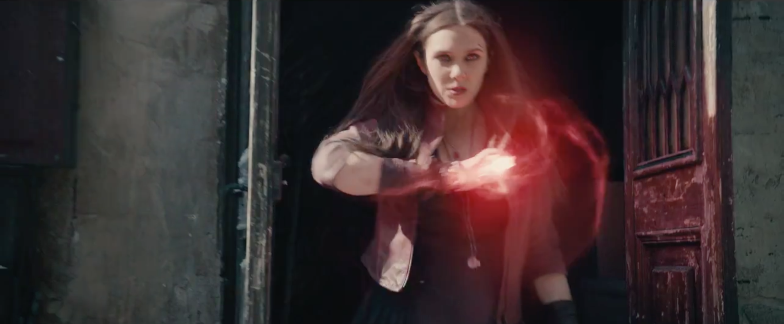 Avengers: Age of Ultron - Scarlet Witch dal full trailer del film