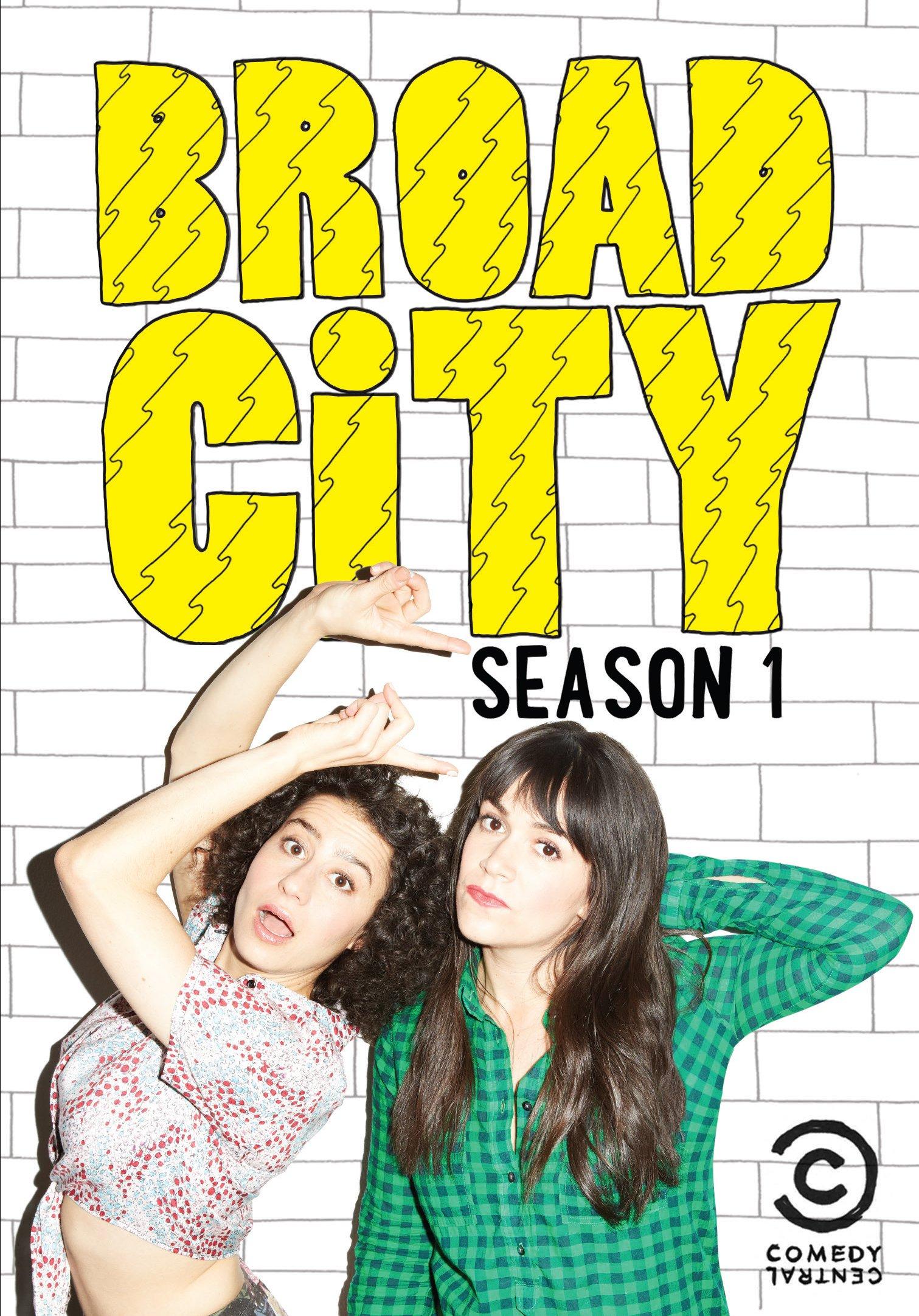 Broad City: una locandina per la serie